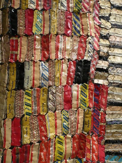 aluminium corks blanket