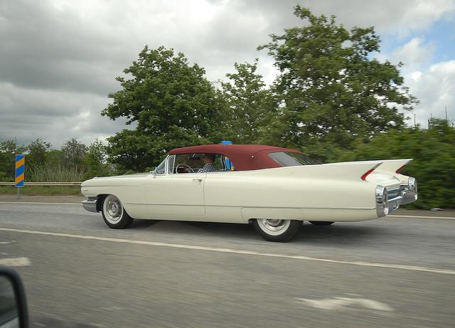 1960 Cadillac DeVilleconvertible