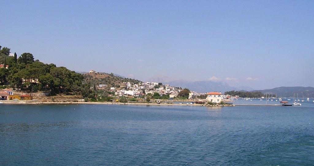 Grecia Isla de Poros 14