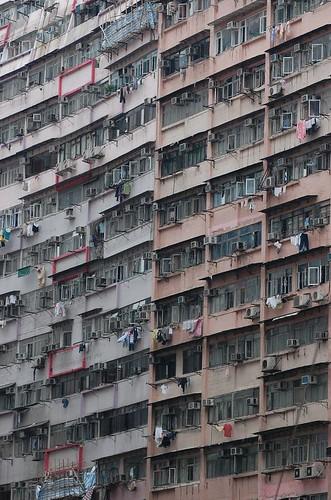Hong-Kong ,Streets