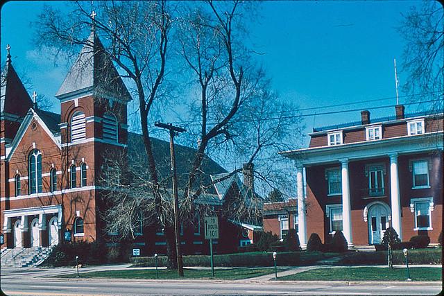 St Bernards Church in Keene New Hampshire  Flickr