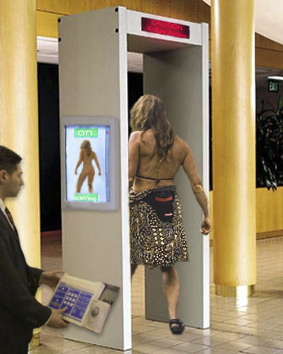 Airport Security Are Getting X Ray Scanners The World
