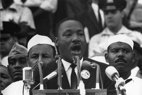 Martin Luther King Jr. - I Have A Dream Speech