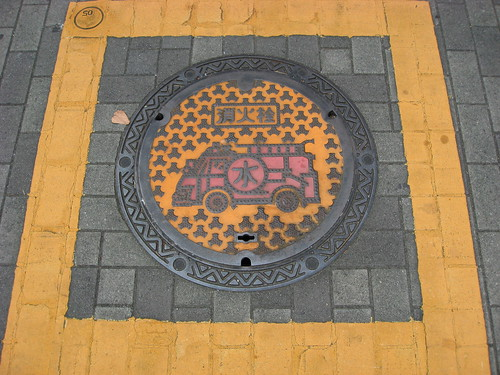 Fire hydrant cover 2