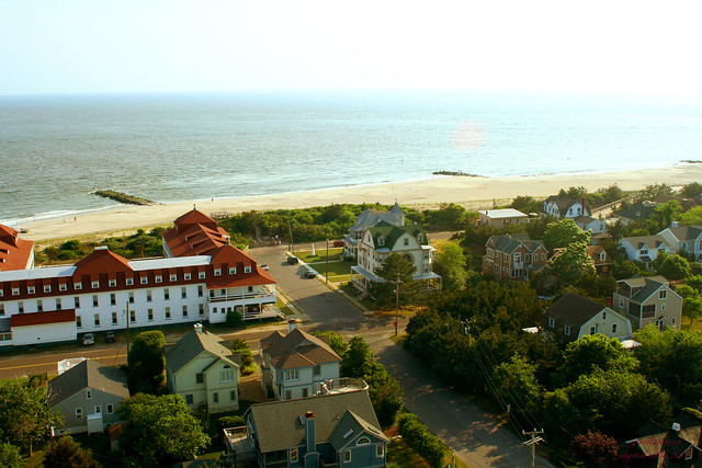 Cape May From Above