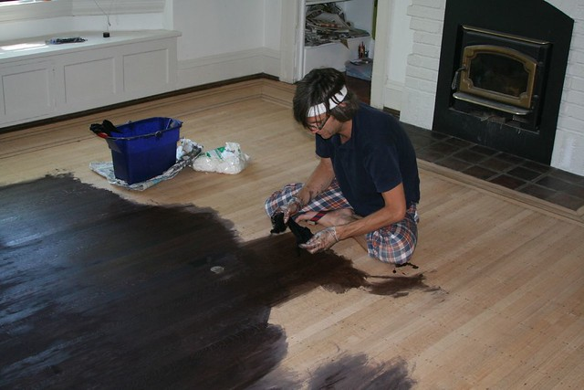 ebony stain on oak floors howto read this first ie ou