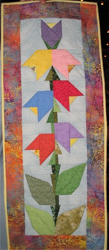 Foundation Pieced Wallhanging