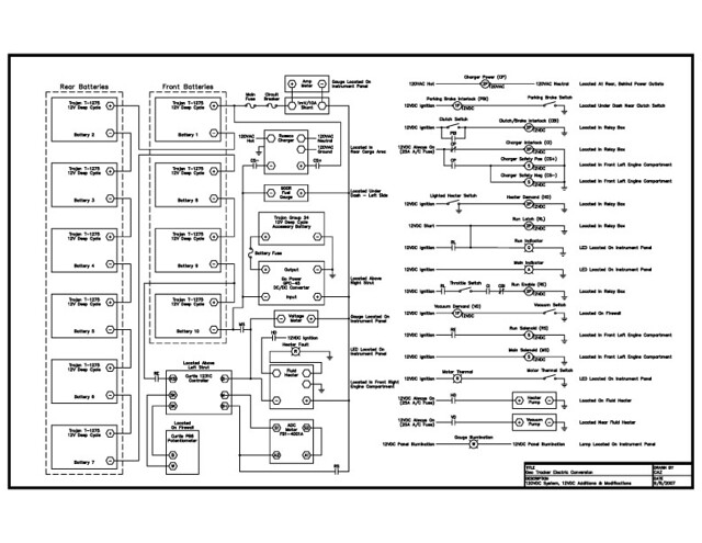 Geo Tracker Electric Conversion Wiring Diagram | Explore