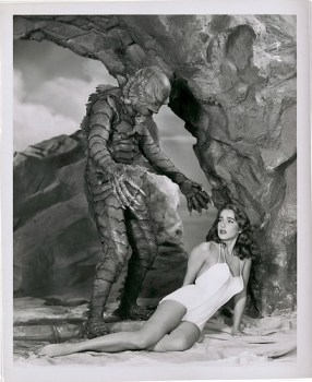 1954 ... 'Creature from the Black Lagoon'