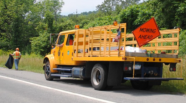 ALL NYS DOT Truck Pictures Post Here!