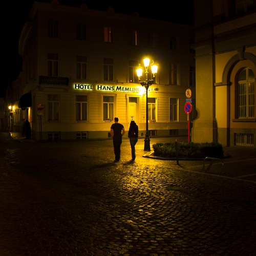 Romance in Bruges (till the end of the night) - Photo : Gilderic