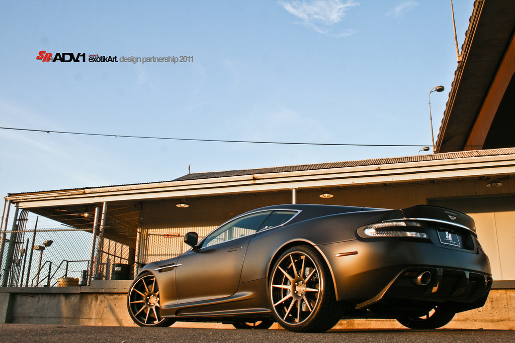 Wheels For The Vantage Archive Luxury4playcom