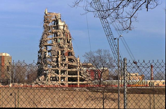 Demolition Of The Robert Taylor Homes Flickr Photo