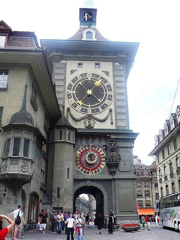 Zytgloggeturm, Bern
