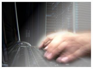 A modern hacker #1