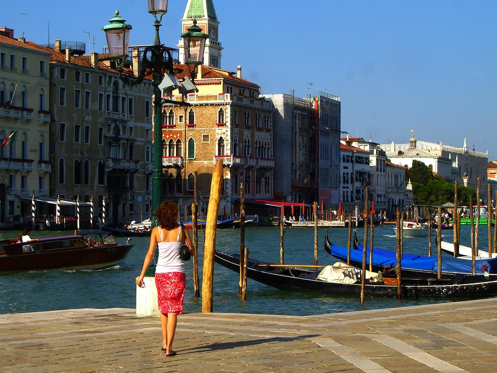 angela in venezia