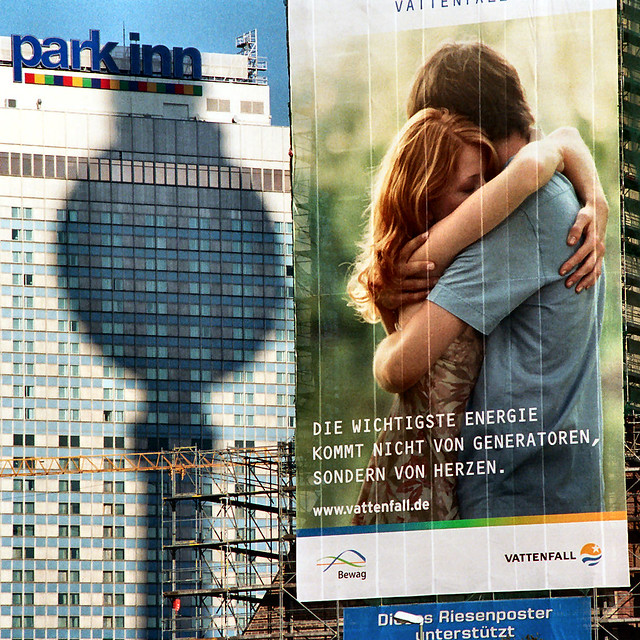 Vattenfall - advertising for love