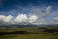 Ingleborough and Ribblesdale
