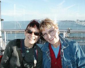 mom and me. 2003.