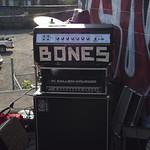 Dinosaur Bones @ Nacho House