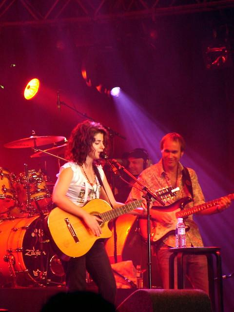 Katie Melua and Justin Sandercoe  Flickr  Photo Sharing