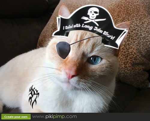 Frosty the Pirate