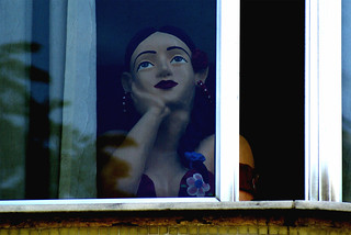 esperando na janela 5