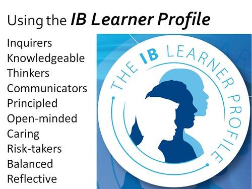 2013 Ib Learner Profile Traits