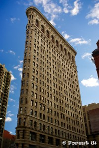 Flatiron Building side view - a photo on Flickriver