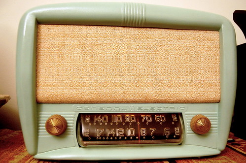 Radio General Electric
