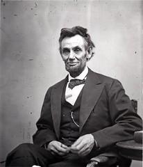 Abraham Lincoln by roxweb