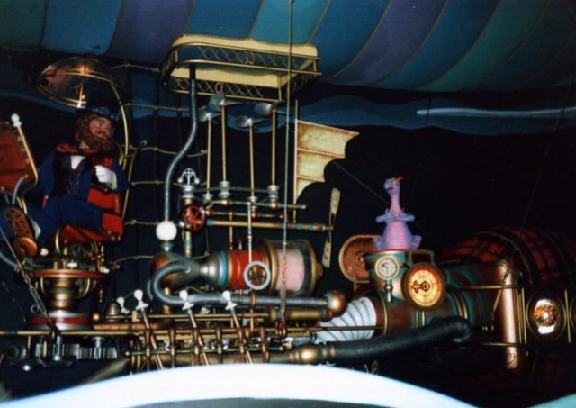 journey into imagination,  aug '87