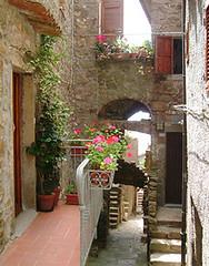 Isola del Giglio - Giglio Castello