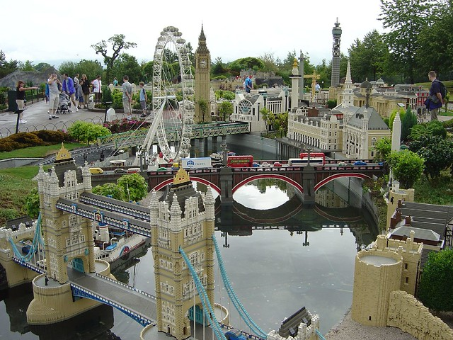 Legoland Windsor England