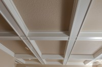 Box beam ceiling details