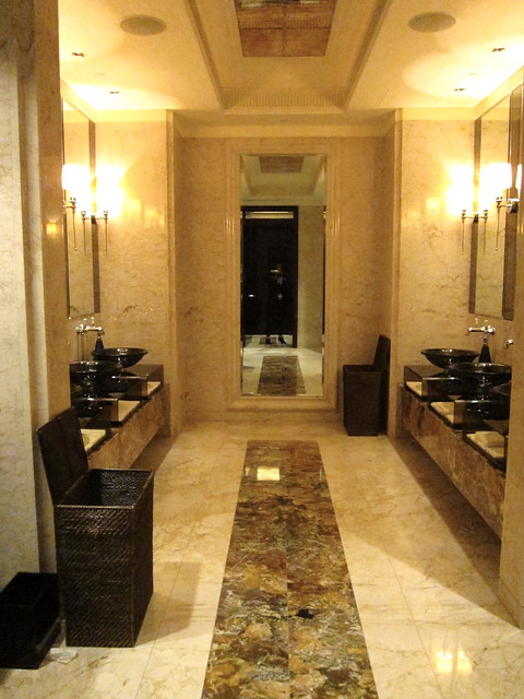 Restroom, Four Seasons