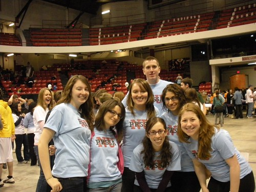 Northeastern Relay for Life 2010 - 7