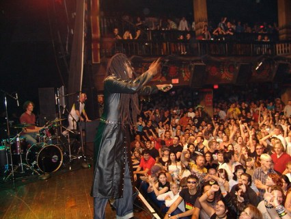 House of blues- Orlando Fla.