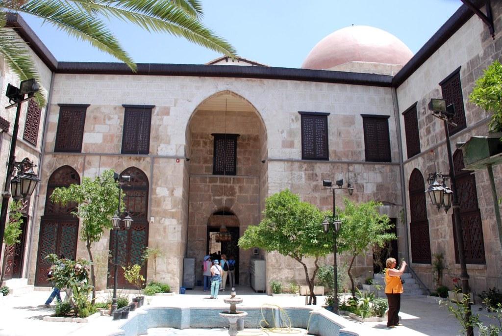 Siria Damasco madrasa Al-Adiliyah 03
