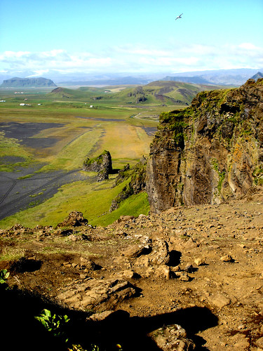 Mýrdalur valley by little_frank