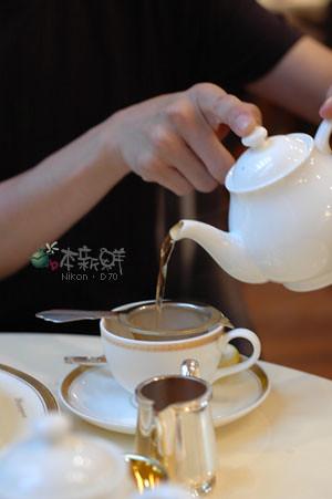 大吉嶺熱茶