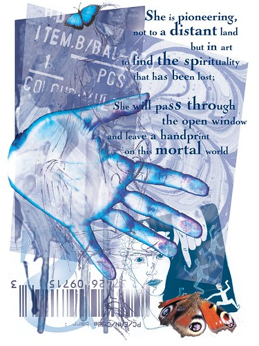 01pioneering art by Paulien Bats- words June Perkins