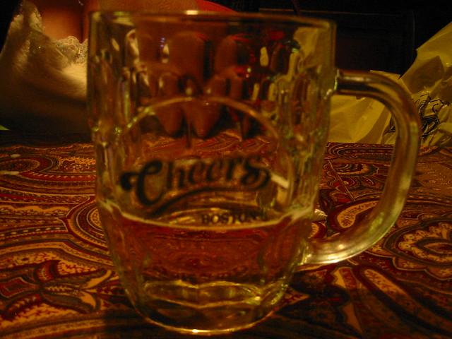 Cheers beer mug  Flickr  Photo Sharing