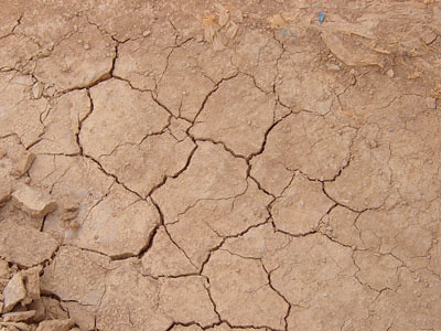 Drought between Spain and Portugal