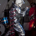 Man Or AstroMan? @ Sneaky Dee's