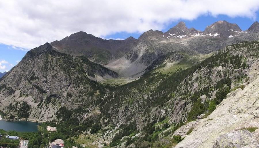 panoramica Barranco Argualas-Panticosa Pirineo Aragones 21