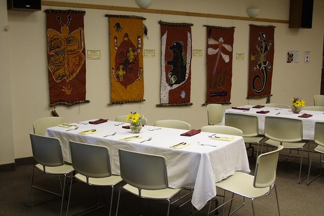 Auditorium - Dinner Party