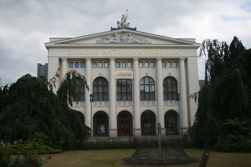 Theatre of Antonín Dvořák