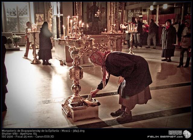 Monasterio de Bogoyavlensky de la Epifanía - Moscú - 3845
