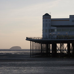 Grand Pier + Steep Holm